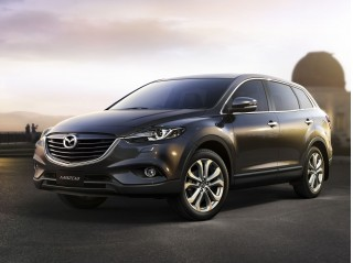 2013 Mazda CX 9 Review, Ratings, Specs, Prices, And Photos   The Car  Connection