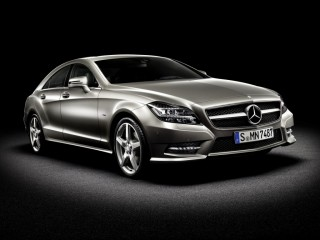 2013 Mercedes-Benz CLS Class Photo
