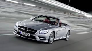 2013 Mercedes-Benz SL Class Photo