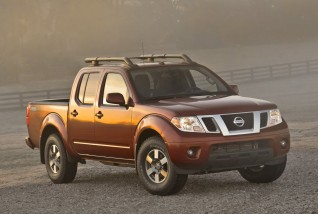Great 2013 Nissan Frontier Review, Ratings, Specs, Prices, And Photos   The Car  Connection