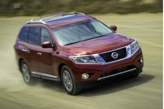 Nissan recalls 2013-2015 Pathfinder for brake light issue
