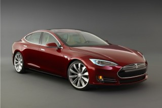 2013 Tesla Model S Photo