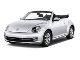 2013 Volkswagen Beetle Convertible Photo