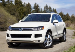 2013 Volkswagen Touareg Photo