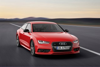 2014 Audi A7 3.0 TDI competition
