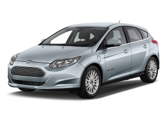 2014 Ford Focus Electric Photo