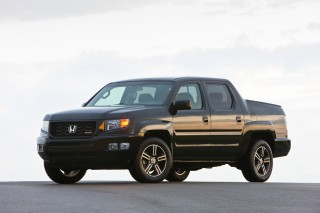 2014 Honda Ridgeline Photo