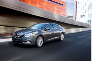 2014 Hyundai Azera Photo