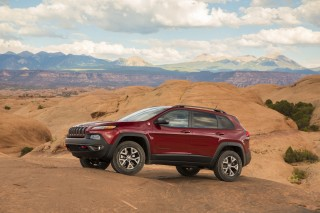 2014 Jeep Cherokee Review, Ratings, Specs, Prices, And Photos   The Car  Connection
