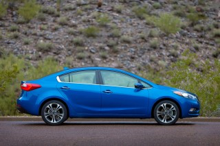 2014 Kia Forte Review, Ratings, Specs, Prices, And Photos   The Car  Connection