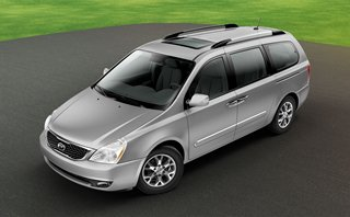 2014 Kia Sedona Photo
