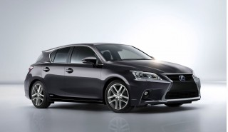 2014 Lexus CT Photo