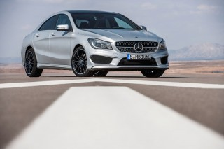 2014 Mercedes-Benz CLA Class Photo