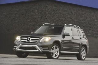 2014 Mercedes-Benz GLK Class
