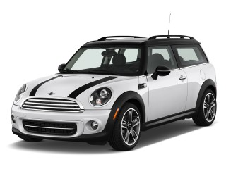 2014 MINI Cooper Clubman Photo