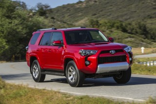 2014 Toyota 4Runner Photo
