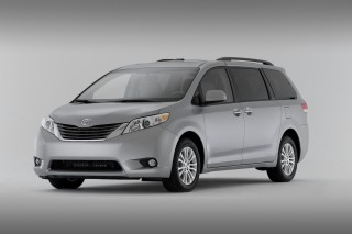 Delightful 2014 Toyota Sienna Review, Ratings, Specs, Prices, And Photos   The Car  Connection