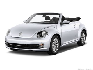 2014 Volkswagen Beetle Convertible Photo