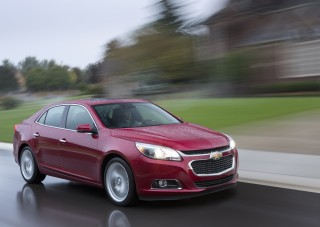 2017 Chevrolet Malibu Chevy Review Ratings Specs Prices And Photos The Car Connection