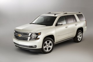 2015 Chevrolet Tahoe Photo