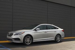 Hyundai sonata 2015 specs