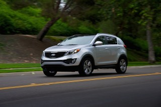 2015 Kia Sportage Review, Ratings, Specs, Prices, And Photos   The Car  Connection