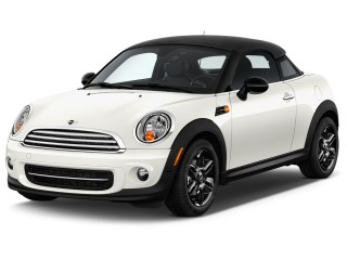 2015 MINI Cooper Coupe Review Ratings Specs Prices and s