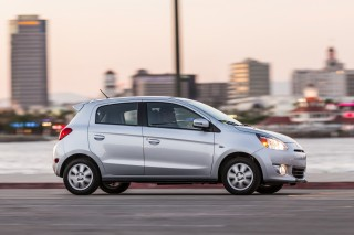 2015 mitsubishi mirage review, ratings, specs, prices, and photos