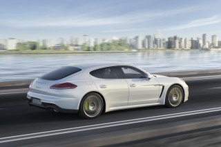 2016 Porsche Panamera Review Ratings Specs Prices And Photos The Car Connection