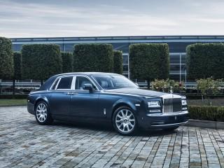 2015 Rolls-Royce Phantom