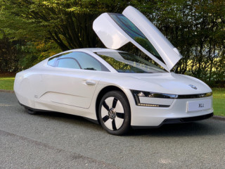 Volkswagen XL1 eco halo already a sound investment?