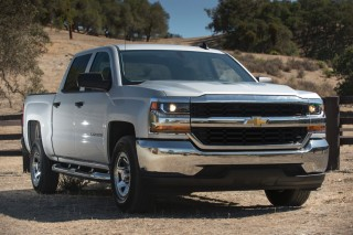 2016 Chevrolet Silverado 1500 Chevy Review Ratings Specs Prices And Photos The Car Connection