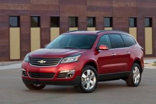 2016 Chevrolet Traverse Chevy Review Ratings Specs Prices And Photos The Car Connection