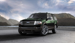2016 Ford Expedition Review Ratings Specs Prices And Photos The Car Connection