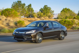 2016 Honda Accord Sedan Review Ratings Specs Prices And Photos The Car Connection