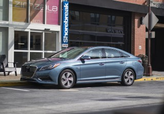 2016 Hyundai Sonata Hybrid Review Ratings Specs Prices And Photos The Car Connection