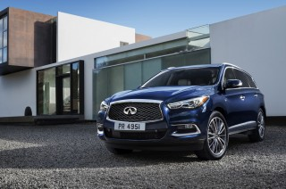 2016 Infiniti Qx60 Review Ratings Specs Prices And Photos The Car Connection