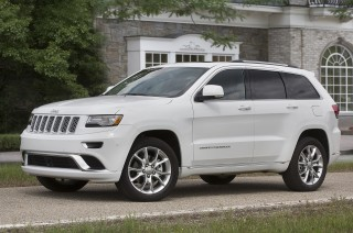 2016 Jeep Grand Cherokee Review Ratings Specs Prices And Photos The Car Connection