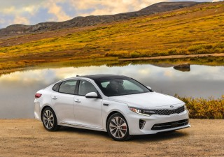 2016 Kia Optima Review Ratings Specs Prices And Photos The Car Connection