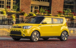 2016 Kia Soul Review Ratings Specs Prices And Photos The Car Connection