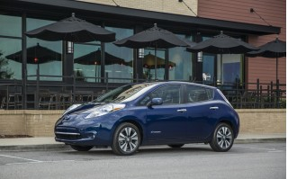2016 Nissan Leaf Review Ratings Specs Prices And Photos The Car Connection