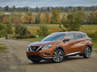 2016 Nissan Murano Review Ratings Specs Prices And Photos The Car Connection