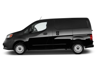 2016 Nissan NV200 I4 S Side Exterior View