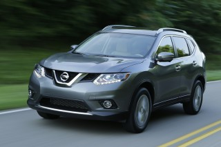 2016 Nissan Rogue Review Ratings Specs Prices And Photos The Car Connection
