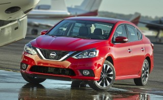 2016 Nissan Sentra Review Ratings Specs Prices And Photos The Car Connection