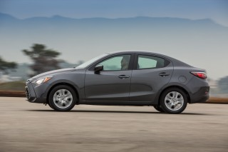 2016 Scion Ia Review Ratings Specs Prices And Photos The Car Connection