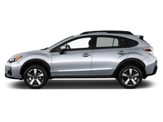 2016 Subaru Crosstrek Hybrid 5dr Touring Side Exterior View