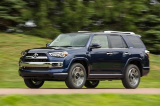 2016 Toyota 4runner Review Ratings Specs Prices And Photos The Car Connection