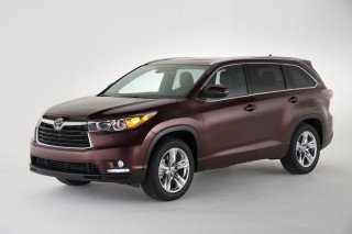 2016 Toyota Highlander Review Ratings Specs Prices And Photos The Car Connection