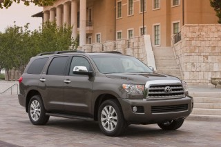 2016 Toyota Sequoia Review, Ratings, Specs, Prices, And Photos   The Car  Connection